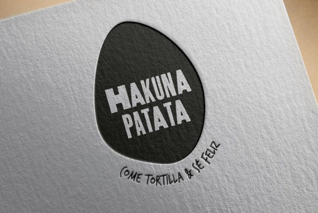 Logotipos profesionales de restaurantes de tortilla española